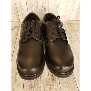Dr. Scholl's Dave Mens Dress Shoe 9 1/2W Black NEW